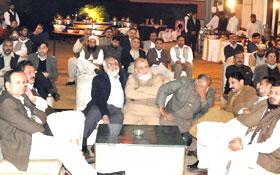 فیصل آباد : 'سیاست نہیں ریاست بچاؤ' سیمینار