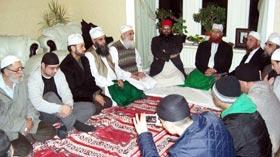 MQI (Blackburn) holds monthly 'Dars-e-Irfan-ul-Quran & Halqa-e-Durood'