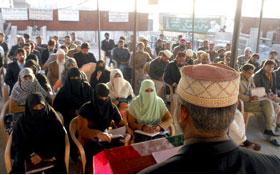 راولپنڈی : تنظیمی اجلاس برائے سیاست نہیں ریاست بچاؤ عوامی اجتماع