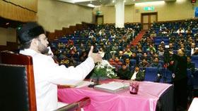 ساؤتھ کوریا : شان مصطفی (ص) واہل بیت (رض) کانفرنس