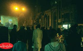 سیالکوٹ : ایم ایس ایم کے زیراہتمام جاگو سیالکوٹ مہم