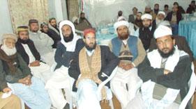 اسلام آباد : این اے 48 اسلام آباد کا علماء کنونشن