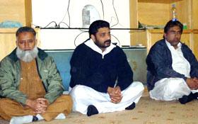 منہاج القرآن گوجرانوالہ کے وفد کی انجمن تاجراں نورباوہ کے ساتھ میٹنگ