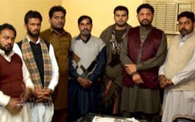 سید والہ : تحریک منہاج القرآن کے وفد کی صدر پریس کلب رائے محمد نواز کھرل سے ملاقات