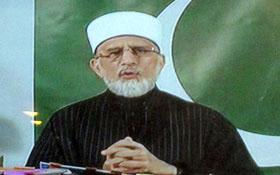 Islamabad: Dr Tahir-ul-Qadri's Press Confrence