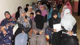 گوجرانوالہ: منہاج القرآن ویمن لیگ کے زیر اہتمام ورکرز کنونشن