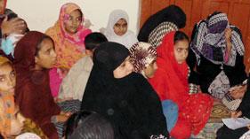 کامونکی: مرکزی ناظمہ تربیت منہاج القرآن ویمن لیگ کا کامونکی اور مرید کے کا دورہ