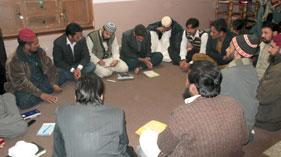 پاکپتن: تحریک منہاج القرآن کی ہفتہ وار کارنر میٹنگ