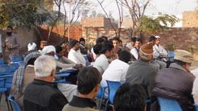پتوکی: تحریک منہاج القرآن ناظمین کا اجلاس