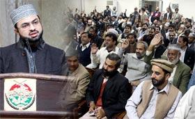 Workers backbone of MQI: Dr Hassan Mohi-ud-Din Qadri