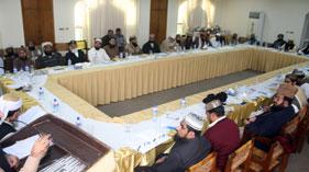 لاہور: مرکزی سیکرٹیریٹ میں منہاج القرآن علماء کونسل کا اجلاس