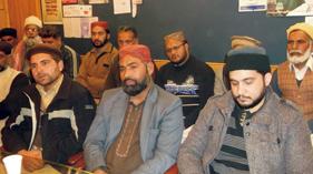 سیالکوٹ: نائب ناظم اعلی شیخ زاہد فیاض کی سیالکوٹ تنظیم کے ساتھ میٹنگ