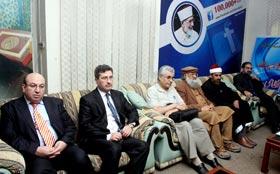 Turkish delegation visits MQI's secretariat