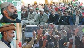 تحریک منہاج القرآن چوآ سیدن شاہ کے زیراہتمام موٹر سائیکل ریلی