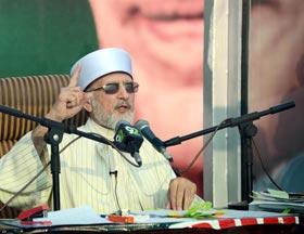 عوامی استقبال (23 دسمبر): ڈاکٹر طاہرالقادری نے نظام درست کرنے تک حکومت کو 10 جنوری کی مہلت دیدی