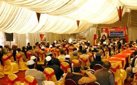 گوجرانوالہ : منہاج القرآن علماء کونسل کا ریاست بچاؤ علماء و مشائخ سیمینار