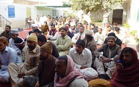 لودہراں : ورکرز کنونشن برائے عوامی مارچ اسلام آباد