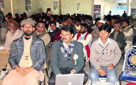 بھکر : تحریک منہاج القرآن کا ورکرز کنونشن