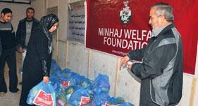 MWF: Gaza Humanitarian Assistance