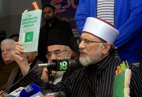 پاکستان کی جمہوریت انتخابی آمریت ہے، پاکستان کے الیکشن دھن دھونس اور دھاندلی ہے : ڈاکٹر محمد طاہرالقادری
