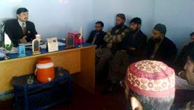 عباس پور : منہاج القرآن یوتھ لیگ کے زیراہتمام اجلاس