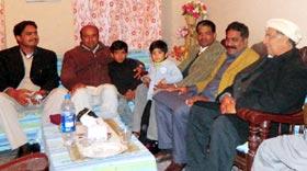 چکوال: تحریک منہاج القرآن کا مسیحی برادری کو لونگ مارچ کی دعوت