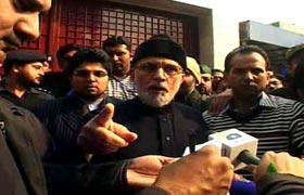 Geo News: Long-march will continue sans break: Dr Tahir ul Qadri