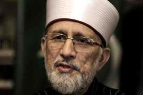 Dunya News: Qadri's long march reaches Jinnah Avenue