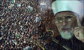 Geo News: Dr Qadri presents four demands for next general elections