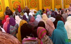 آزاد کشمیر : ویمن لیگ کے زیراہتمام سیدہ زینب (رض) کانفرنس