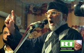 طاهر القادري يعلن عن التوصل الى اتفاق مع الحكومة الباكستانية