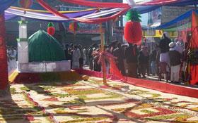 مظفرآباد : تحریک منہاج القرآن کے زیراہتمام میلاد فیسٹیول