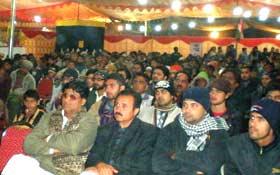 گوجر خان : تحریک منہاج القرآن کی ضیافت میلاد