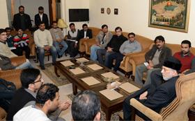 Samaa News: Qadri urges govt to consider YDA demands
