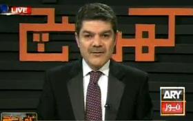 اے آر وائی نیوز : کیا ڈاکٹر طاہرالقادری نے سیاسی پناہ لی؟