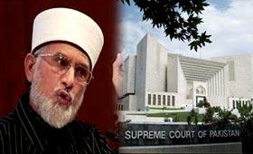 The News: SC bench formed to hear Qadri's plea