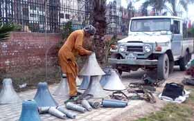 فیصل آباد : پاکستان عوامی تحریک کے انقلاب مارچ کی تیاریوں کا آغاز