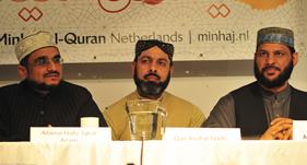 MQI (Netherlands) holds Mawlid-un-Nabi Conference 2013