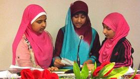 ڈنمارک: منہاج القرآن کے زیر اہتمام بچوں اور فیملیز کے لئے میلاد کوئز