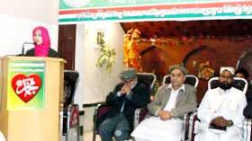 مظفر آباد : تحریک منہاج القرآن کی بسلسلہ قائد ڈے تقریب
