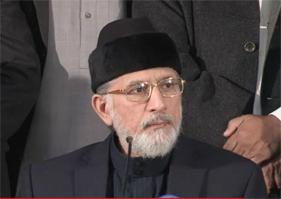 Dr Tahir-ul-Qadri's Press Conference 26th February 2013