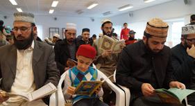ڈنمارک: سانحہ کوئٹہ کے شہداء کے لئے قرآن خوانی دعائیہ تقریب
