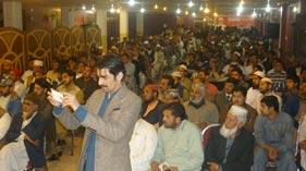 گوجرانوالہ: تحریک منہاج القرآن کے زیر اہتمام قائد ڈے کی تقریب