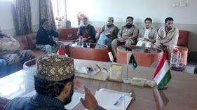 پاکپتن: عوامی مارچ ملتان کے سلسلہ میں تحریک منہاج القرآن کا مشاورتی اجلاس