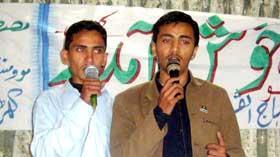 آزاد کشمیر : ایم ایس ایم کے زیراہتمام قائد ڈے کی تقریب