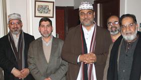 فرانس: منہاج القرآن انٹرنیشنل فرانس کے زیر اہتمام شیخ زاہد فیاض کے اعزاز میں گرینڈ ڈنر