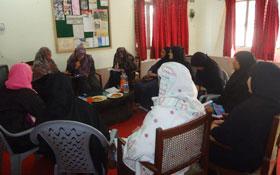 جہلم : میٹنگ بسلسلہ جلسہ عام لیاقت باغ راولپنڈی