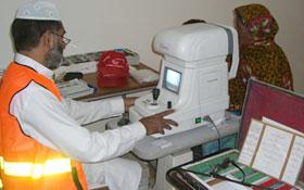 آزادکشمیر: منہاج القرآن یوتھ لیگ گلبرگ بی کے زیراہتمام غنی آباد میں فری میڈیکل کیمپ