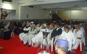 جہلم : ورکرز کنونشن بسلسلہ جلسہ عام لیاقت باغ