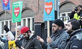 MQI (Denmark) organizes Peace Walk 2013